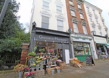 Thumbnail 1 bed flat to rent in Highgate High Street, London