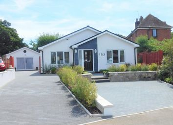 Thumbnail 3 bed bungalow for sale in Lake Road, Hamworthy, Poole
