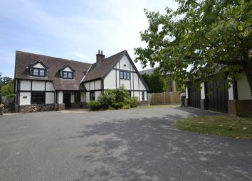 Thumbnail 4 bed detached house for sale in Brooke, Norwich, Norfolk