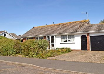 Thumbnail 2 bed detached bungalow for sale in Downsview Road, Bembridge, Isle Of Wight