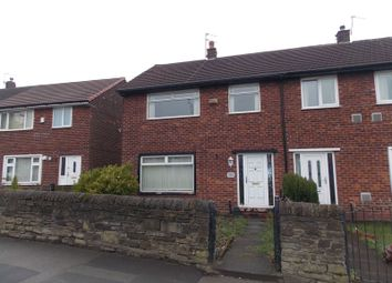 Thumbnail 3 bed semi-detached house to rent in Ashton Road, Hyde