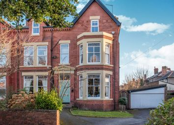 Thumbnail 8 bed semi-detached house for sale in Merrilocks Road, Blundellsands, Liverpool