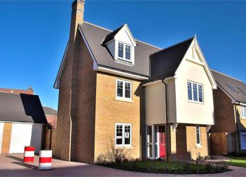 Thumbnail 6 bed detached house for sale in Woodlands Park, Great Dunmow, Essex