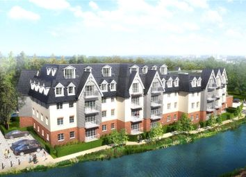 Monument Road, Woking, Surrey GU21. 2 bed flat for sale