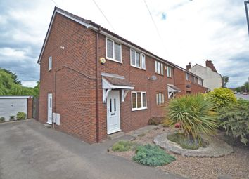 Thumbnail 3 bed semi-detached house for sale in Benson Lane, Normanton