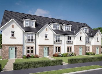 "Thumbnail 4 bed terraced house for sale in ""The Cameron"" at Newmills Road, Balerno"