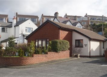 Thumbnail 4 bed detached bungalow for sale in Trem Afon, Glan Conwy