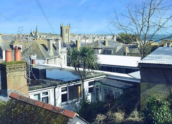 Thumbnail 1 bed flat for sale in Dove Street, St. Ives, Cornwall