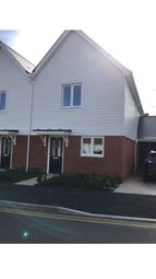 Thumbnail 3 bed semi-detached house to rent in Manley Boulevard, Holborough Lakes