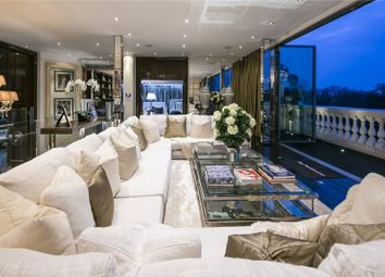 Thumbnail 6 bed flat to rent in The Penthouse, Wellington Court, 116 Knightsbridge, London