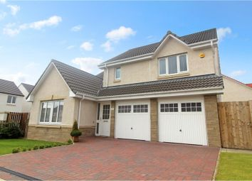 Thumbnail 4 bed detached house for sale in Cotland Drive, Falkirk