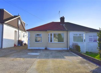 Thumbnail 2 bed semi-detached bungalow for sale in Lewis Road, North Lancing, West Sussex