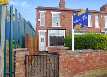 Thumbnail 2 bed terraced house to rent in Burgass Road, Nottingham