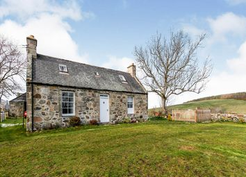 Thumbnail 2 bed detached house for sale in Dallas, Forres, Moray