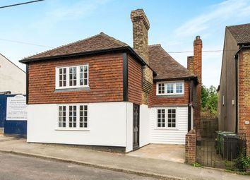 Thumbnail 3 bed detached house for sale in The Street, Detling, Maidstone