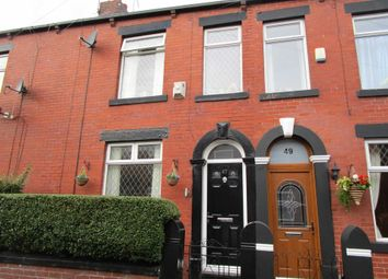 Thumbnail 2 bed terraced house for sale in Brunswick Street, Shaw, Oldham
