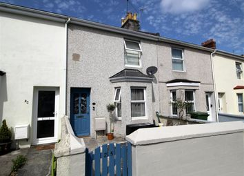 Thumbnail 2 bed terraced house for sale in Stenlake Terrace, Plymouth, Devon