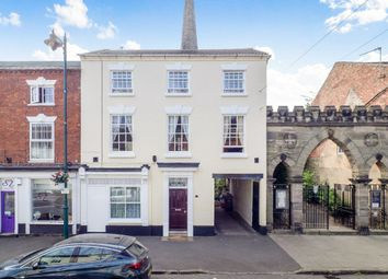 Thumbnail 5 bed town house for sale in Borough Street, Castle Donington, Derby