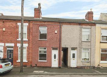 Thumbnail 3 bedroom terraced house for sale in Carlingford Road, Hucknall, Nottinghamshire