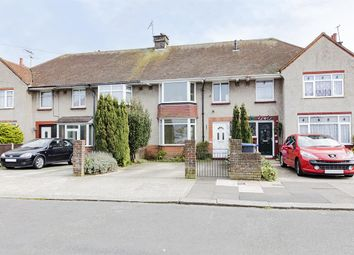 Thumbnail 3 bed terraced house for sale in Congreve Road, Worthing