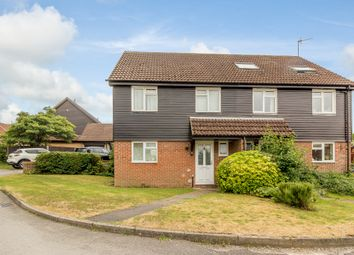 Thumbnail 4 bed semi-detached house for sale in Gloucester Drive, Basingstoke