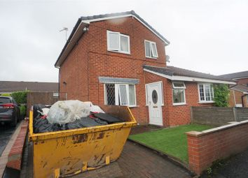 Thumbnail 3 bed semi-detached house for sale in Heather Close, Horwich, Bolton