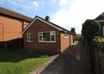 Thumbnail 2 bed bungalow to rent in Flitwick Road, Maulden, Bedford