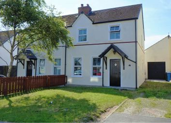3 bed semi-detached house for sale in Hawthorn Crescent, Ballyhalbert BT22