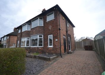 Thumbnail 2 bed semi-detached house to rent in Orville Road, Nottingham