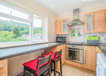 Thumbnail 1 bedroom flat to rent in School Court, Pantglas., Llanbradach, Caerphilly