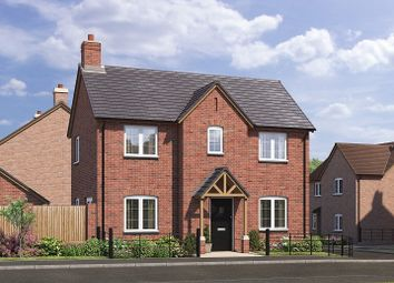 Thumbnail 3 bedroom detached house for sale in Bransford Road, Rushwick