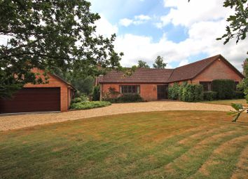 Thumbnail 4 bed detached bungalow for sale in Carters Clay Road, Lockerley, Romsey