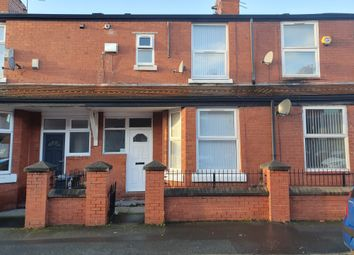 Thumbnail 3 bed terraced house to rent in Harley Street, Manchester