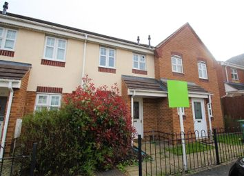 Thumbnail 2 bed terraced house to rent in Horseshoe Drive, Cannock