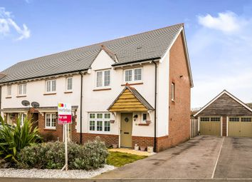 Thumbnail 3 bedroom end terrace house for sale in Jacobean Way, Buckley