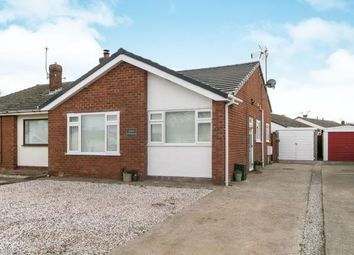 Thumbnail 2 bed bungalow for sale in St. Davids Road, Abergele, Conwy, North Wales
