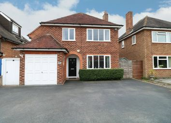 Tanworth Lane, Shirley, Solihull B90. 3 bed detached house