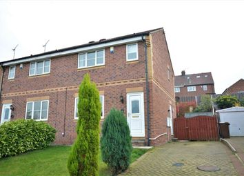 Thumbnail 3 bed semi-detached house to rent in Old Mill Close, Hemsworth, Pontefract