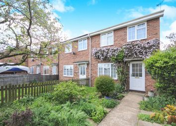 Thumbnail 3 bedroom end terrace house for sale in Byron Walk, Thetford
