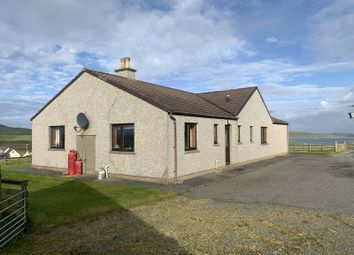 Thumbnail 5 bed detached house for sale in Dunrossness, Shetland