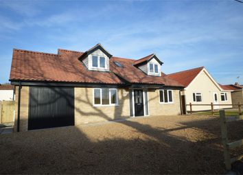 Thumbnail 4 bed detached bungalow for sale in Cuttons Corner, Hemblington, Norwich