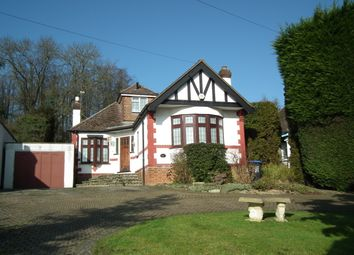 Thumbnail 4 bedroom detached bungalow for sale in Georges Wood Road, Brookmans Park