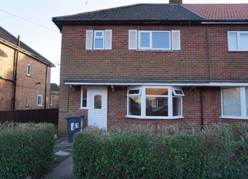 3 bed terraced house to rent in Grangeside Avenue, Hull HU6