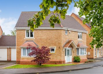 Thumbnail 3 bed detached house for sale in Racemeadow Crescent, Dudley