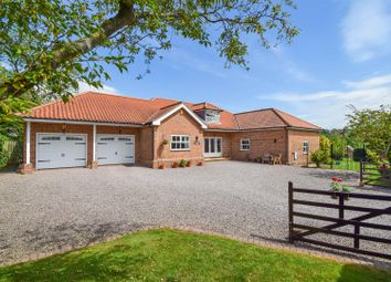 Thumbnail 4 bed detached house for sale in Gray Lane, Halam, Newark