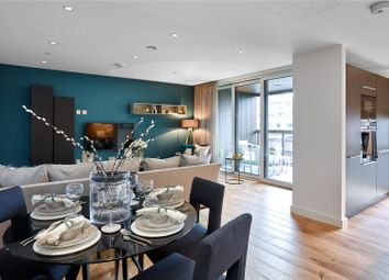 Thumbnail 3 bed flat for sale in Monk Street, London