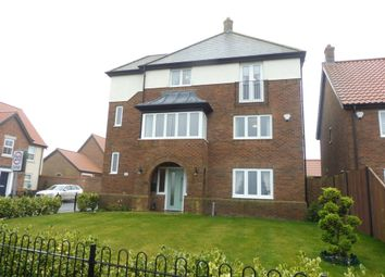 Thumbnail 6 bed detached house for sale in Victory Avenue, Bradwell, Great Yarmouth