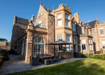 Thumbnail 3 bed flat for sale in Ellersly Road, Westerlea House, Murrayfield, Edinburgh