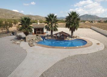 Thumbnail 4 bed villa for sale in Walk To Village, Hondón De Los Frailes, Alicante, Valencia, Spain