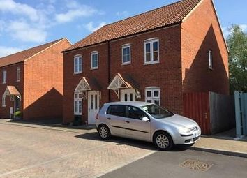 Thumbnail 2 bed semi-detached house for sale in Compton Close, Glastonbury